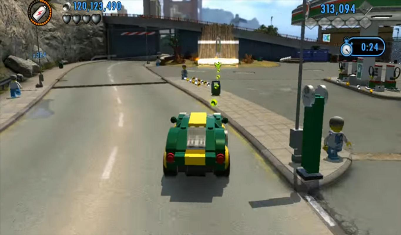 Lego City Undercover Apk Download